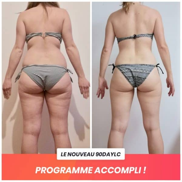 Louise transformation Thibault Geoffray Coaching