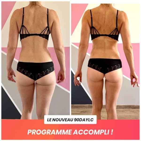 Valérie transformation Thibault Geoffray Coaching