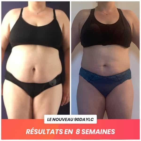 Lucie transformation Thibault Geoffray Coaching