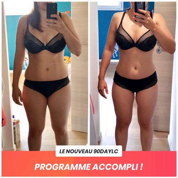 Laura transformation Thibault Geoffray Coaching